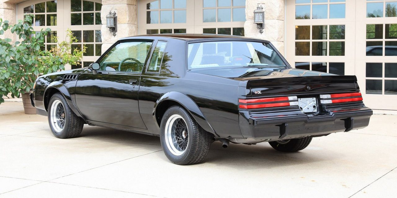 1987 Buick GNX With Just 8 Miles Sold For $200,000 – Would You Spend That Much?