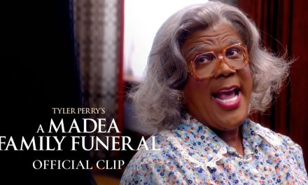 "Tyler Perry's A Madea Family Funeral (2019 Movie) Official Clip – ""O.G.M.A.D.E.A."""