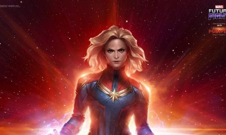 Captain Marvel Takes the Fight to Marvel Games!