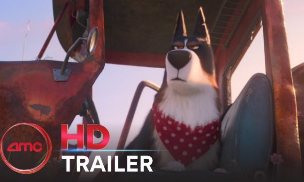 THE SECRET LIFE OF PETS 2 – Rooster Trailer (Harrison Ford) | AMC Theatres (2019)