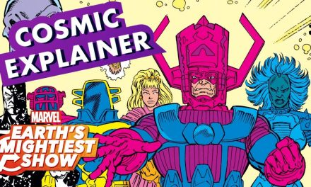 12 Surprisingly Powerful Cosmic Characters!   Earth's Mightiest Show