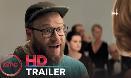 LONG SHOT – Official Trailer (Seth Rogan, Charlize Theron) | AMC Theatres (2019)