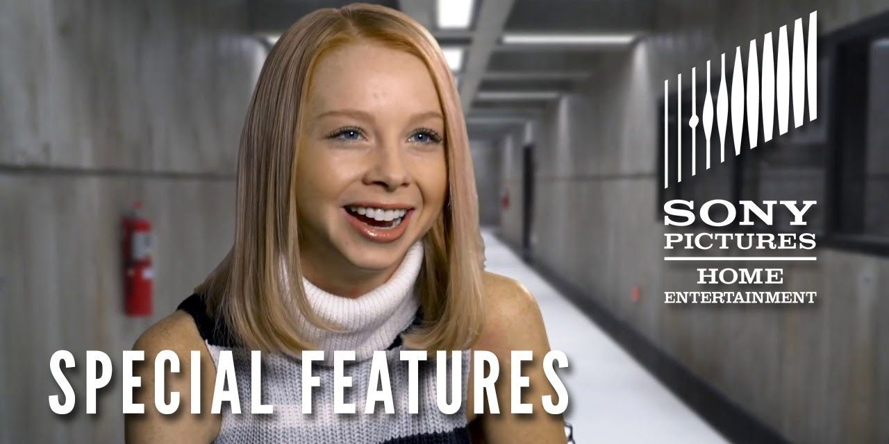 """THE POSSESSION OF HANNAH GRACE: Special Features Clip """"Casting Kirby Johnson"""""""
