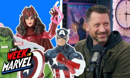 Toy Fair 2019's coolest Marvel merch with Jesse Falcon! | This Week in Marvel