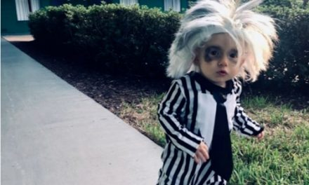 These Kids Dressed as '80s Movie Characters for Halloween and Totally Nailed It