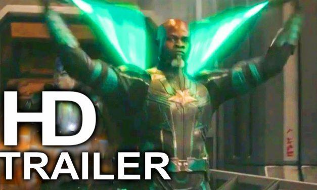 CAPTAIN MARVEL Doctor Minerva & Ronan Fight Scene Trailer NEW (2019) Superhero Movie HD