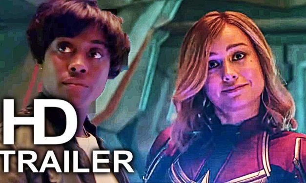 CAPTAIN MARVEL Gives Nick Fury Orders Trailer NEW (2019) Superhero Movie HD