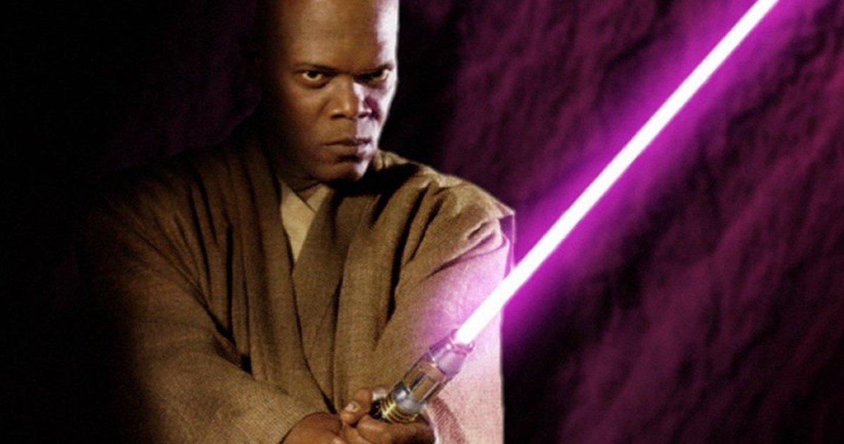 Samuel L. Jackson Is Ready for Mace Windu's Return: I've Still Got My Lightsaber