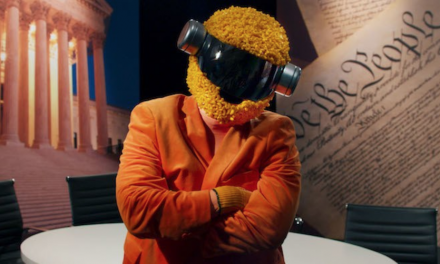 The Eric Andre Show's Kraft Punk to star in EDM-laced political special on Adult Swim