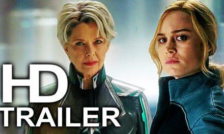 CAPTAIN MARVEL Carol Meets Supreme Intelligence Scene Clip + Trailer NEW (2019) Superhero Movie HD