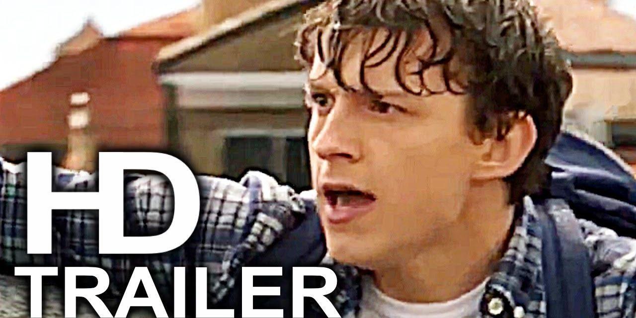 SPIDER-MAN FAR FROM HOME Trailer #2 NEW International (2019) Marvel Superhero Movie HD