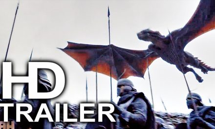 GAME OF THRONES Season 8 Dragons In Winterfell Trailer Teaser NEW (2019) TV Series HD