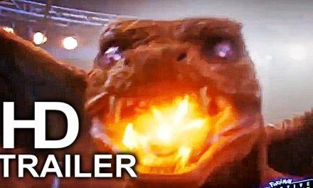 POKEMON DETECTIVE PIKACHU Charizard Attack Trailer NEW (2019) Ryan Reynolds Movie HD
