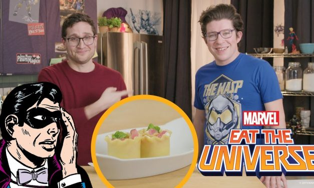 THE GREAT VIDEO with Josh Horowitz | Eat the Universe