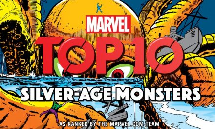 Silver-Age Monsters | Marvel Top 10