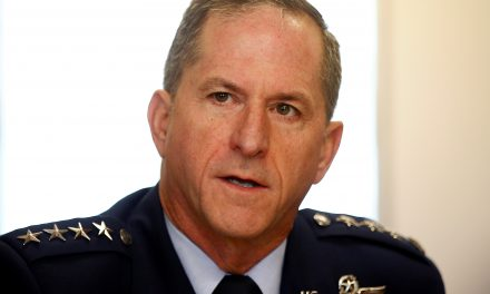 General David Goldfein on building the Air Force of the future