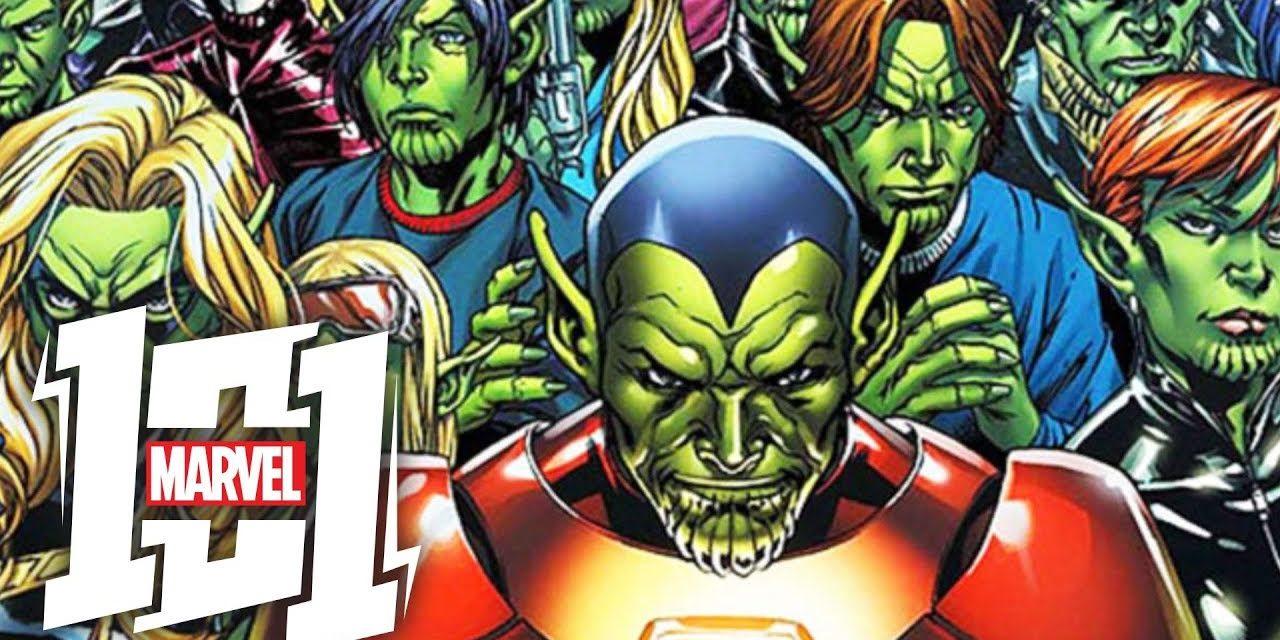 Skrull | Marvel 101