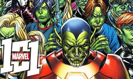 Skrull   Marvel 101