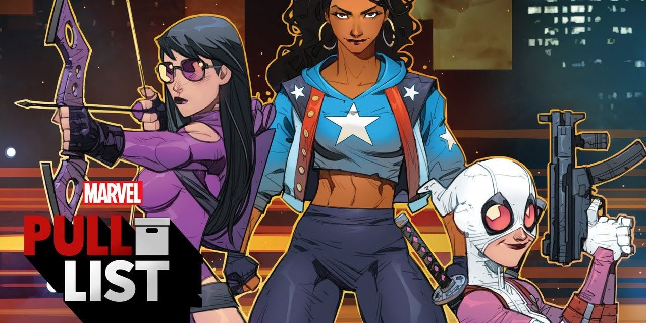 Slobberknockers and Knock-Outs! WEST COAST AVENGERS #8 and More!   Marvel's Pull List