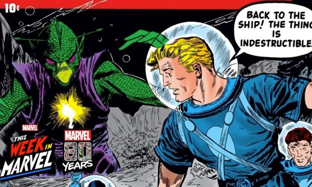 The origin of Marvel Comics as we know it with C.B. Cebulski! | This Week in Marvel