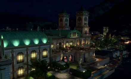 Call of Duty: Black Ops 4 – Casino Map Briefing Video