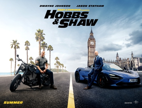 """""""FAST & FURIOUS PRESENTS: HOBBS AND SHAW"""" HOT NEW MOVIE TRAILER"""