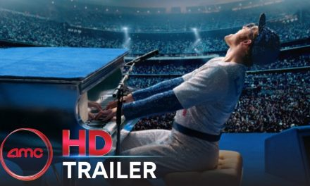ROCKETMAN – Official Trailer (Taron Egerton, Richard Madden) | AMC Theatres (2019)