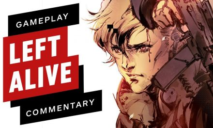 Left Alive: 12 Minutes of Gameplay (with Director Commentary)