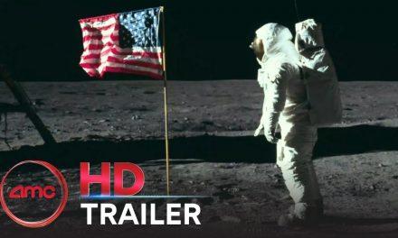 APOLLO 11 Official Trailer (Neil Armstrong, Buzz Aldrin) | AMC Theatres (2019)