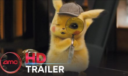 DETECTIVE PIKACHU – Official Trailer #2 (Ryan Reynolds, Justice Smith) | AMC Theatres