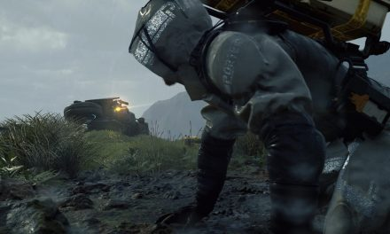 Kojima Productions files for a few Death Stranding-related trademarks