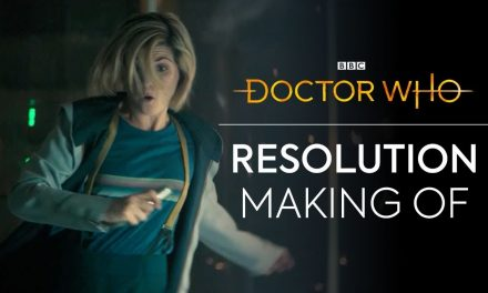 Making of the New Year's Day Special | Doctor Who: Resolution