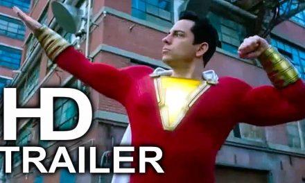 SHAZAM Video Proof Of Authenticity Trailer NEW (2019) Superhero Movie HD