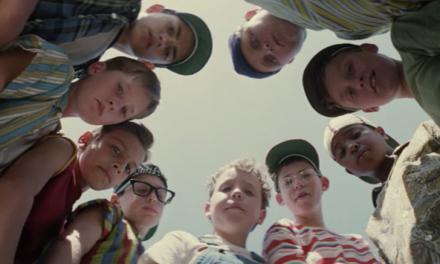 """""""The Sandlot"""" Gang Is Getting Back Together for a Television Show"""