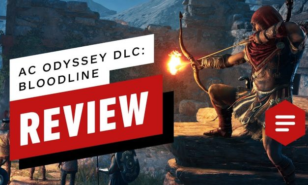 Assassin's Creed Odyssey DLC – Legacy of the First Blade: Bloodline Review