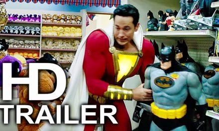 SHAZAM Trailer #3 NEW (2019) Superhero Movie HD