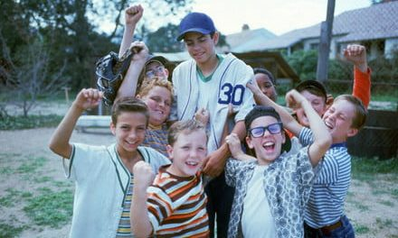 You're killing me, Smalls! The Sandlot is getting a TV series with original cast