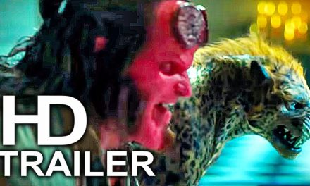 HELLBOY Trailer #2 NEW (2019) Superhero Movie HD