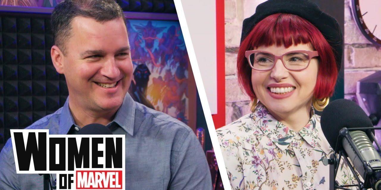 Learn Captain Marvel's Comic Origins from the Creative Team | Women of Marvel