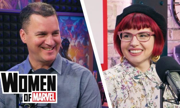 Learn Captain Marvel's Comic Origins from the Creative Team   Women of Marvel