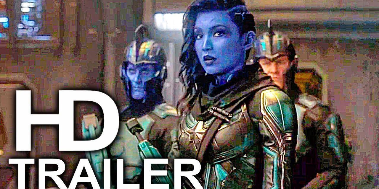 CAPTAIN MARVEL Doctor Minerva Trailer NEW (2019) Superhero Movie HD