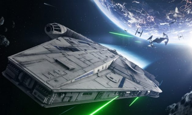 Writer Chris Avellone Wraps Up Work On Jedi Fallen Order