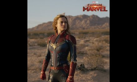 Marvel Studios' Captain Marvel | Monday Motivation: Captain Marvel is…