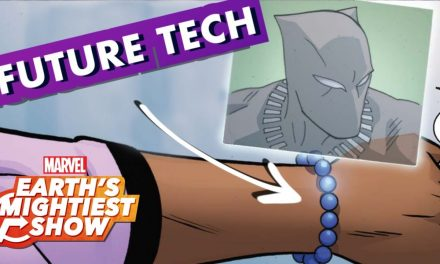 5 Pieces of Marvel Tech that Became Real | Earth's Mightiest Show