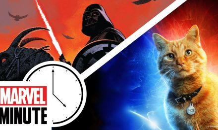Marvel Studios' Captain Marvel premiere, Darth Vader and more! | Marvel Minute