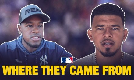 My Barrio: Hispanic MLB stars talk home and their journeys