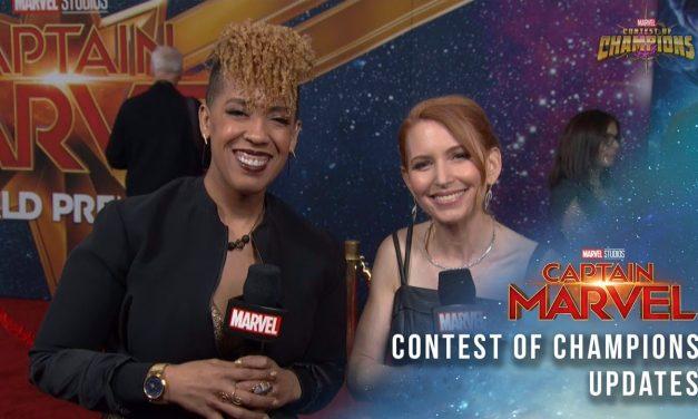 Contest of Champions Event Explores an Alternate Universe Carol Danvers!
