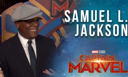 Samuel L. Jacksonopens up about Young Nick Fury in the MCU!   Captain Marvel Red Carpet Interview