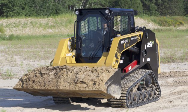 Product roundup: ASV introduces new radial-lift compact track loader
