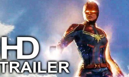 CAPTAIN MARVEL Is Best & Strongest Avenger Trailer NEW (2019) Superhero Movie HD